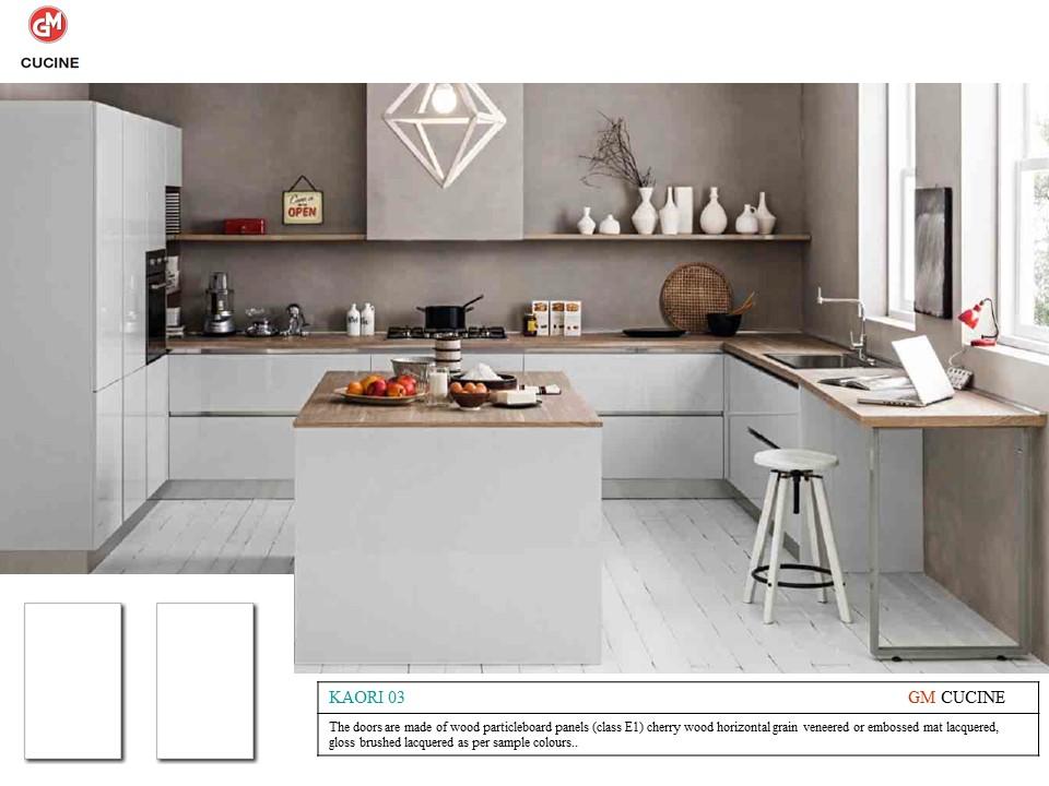GM Cucine – modern   La Pianta spol. s r. o.