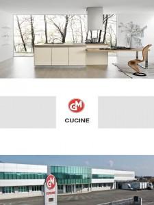 Kuchyně GM Cucine moderní