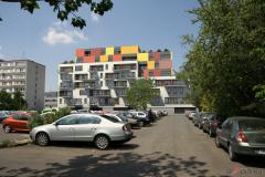 Residential project Vokáčova